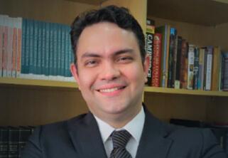 Foto do Professor Jorge Cavalcanti Boucinhas Filho