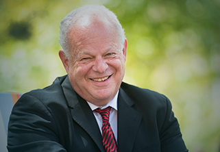 Foto do Professor Martin Seligman