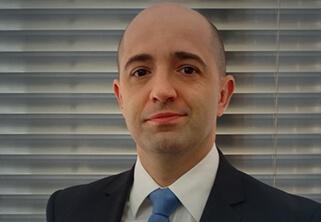 Foto do Professor Maurício de Carvalho Góes