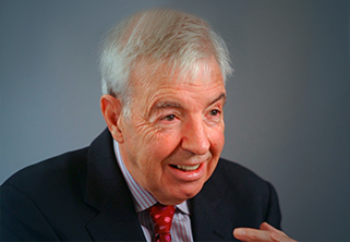 Foto do Professor Sir Robin Murray