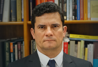 Foto do Professor Sergio Moro