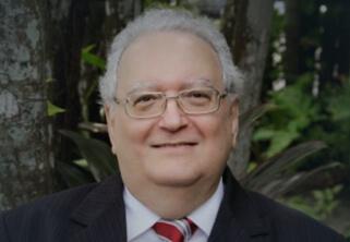 Foto do Professor Vicente José Malheiros da Fonseca