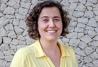 Foto do Professor Ana Paula Bortoletto