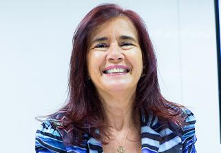 Foto do Professor Anabela Miranda Rodrigues