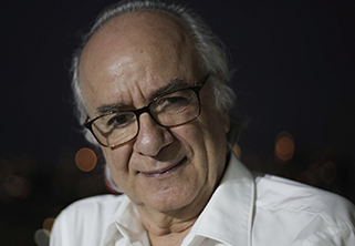 Foto do Professor Boaventura de Sousa Santos