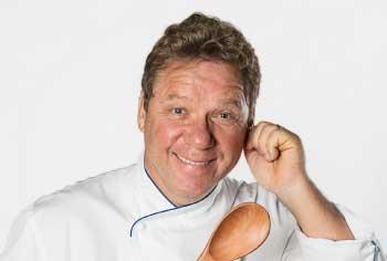 Chef Claude Troisgros