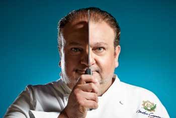 Chef Érick Jacquin