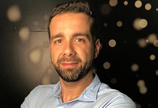 Foto do Professor Flávio Muniz