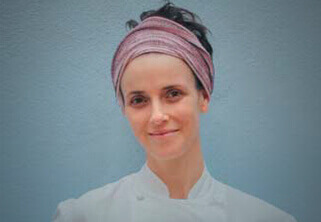 Foto do Professor Chef Helena Rizzo