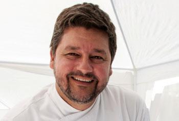 Chef Carlos Kristensen