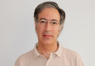 Foto do Professor Luís Velez Lapão