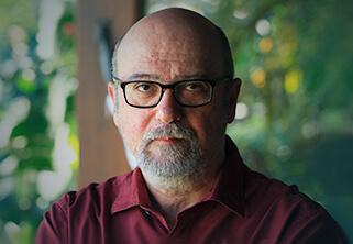 Foto do Professor Luiz Eduardo Soares