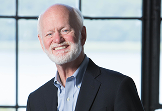 Foto do Professor Marshall Goldsmith