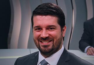 Foto do Professor Maurício Dieter