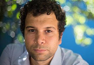 Foto do Professor Pedro Rossi
