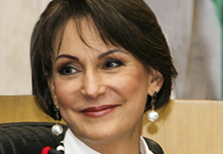 Foto do Professor Maria Cristina Irigoyen Peduzzi