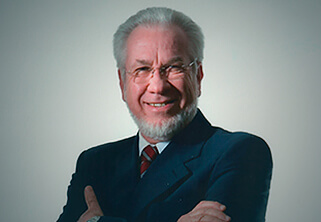 Foto do Professor Renato Bernhoeft