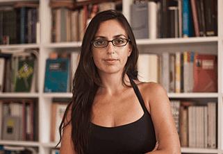 Foto do Professor Verónica Gago