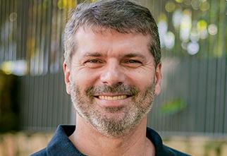 Foto do Professor José Renato Hopf